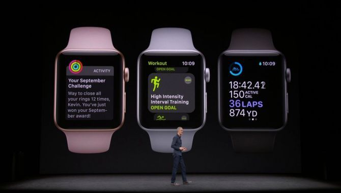 Apple lancerer Series 3 – et selvstændigt Watch