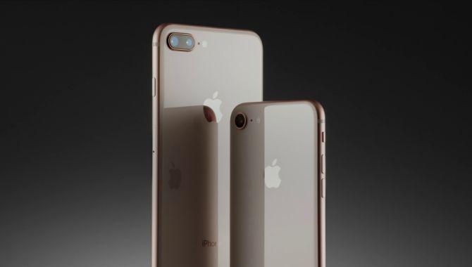 Her er Apple iPhone 8 og 8 Plus
