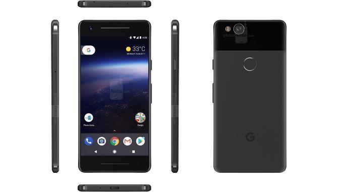 Rygte: Google Pixel 2 og Pixel 2 XL bliver vandafvisende