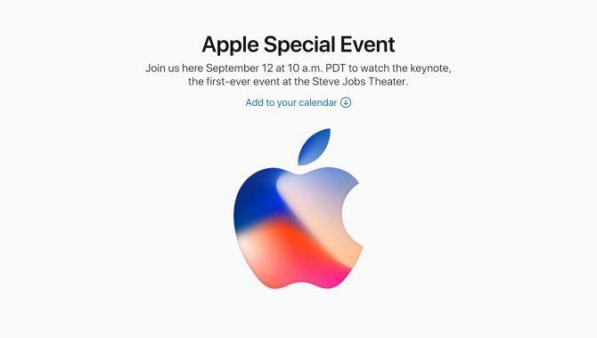 Apple bekræfter: iPhone 8 afsløres den 12. september