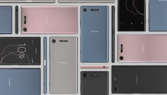 Sony lancerer Xperia XZ1 og XZ1 Compact med 3D-scanning