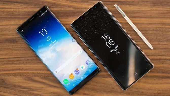 DisplayMate: Samsung Galaxy Note 8 har den bedste skærm