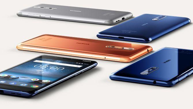 Nu kan du forudbestille Nokia 8 de første steder