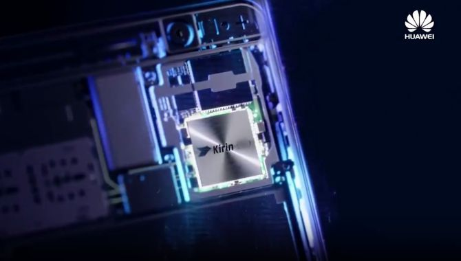 Huawei teaser for ny topprocessor i Mate 10