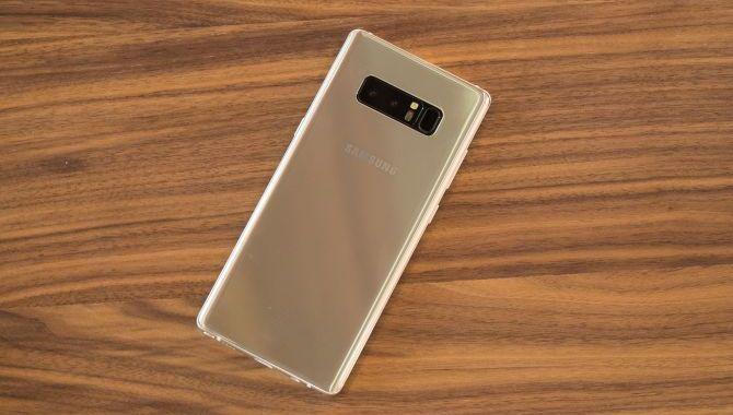 Overblik: Android 8.0 Oreo og Samsung Note 8 ude