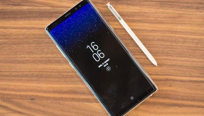 Samsung Galaxy Note 8 er ude: Mere af det hele
