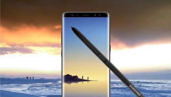 Sådan følger du afsløringen af Samsung Galaxy Note 8 hjemmefra