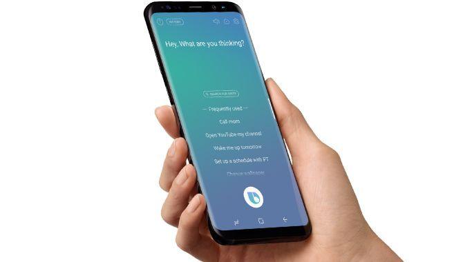 Samsung lancerer Bixby Voice i hele verden