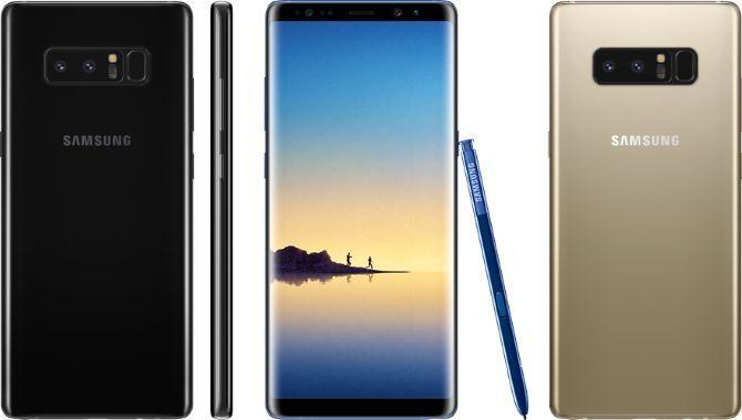 Rygte: Forudbestil Samsung Galaxy Note 8 allerede fra på torsdag