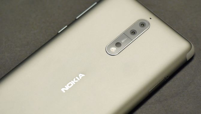 Nokia 8 hands-on [WEB-TV]