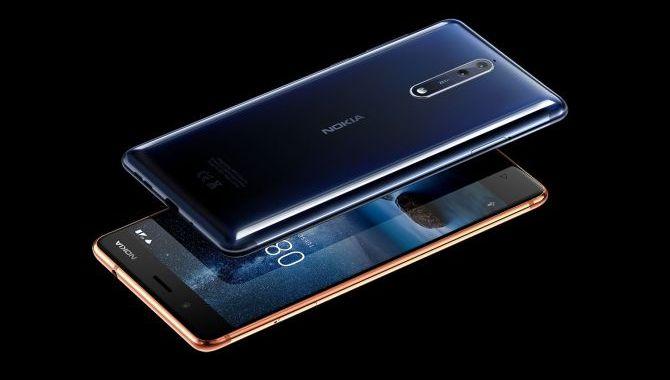 Nokia 8 – her er Nokias comeback-mobil