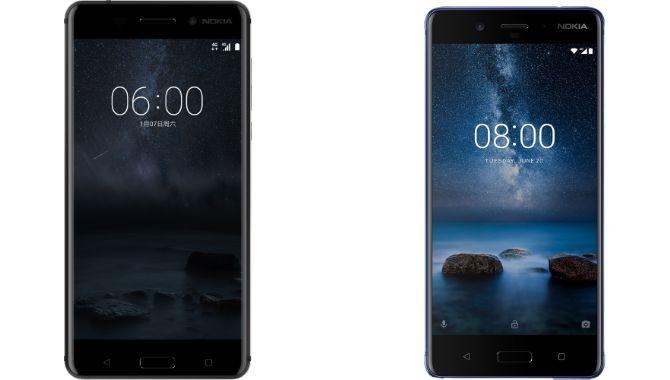 Sammenligning mellem Nokia 8 og Nokia 6: Her er forskellen