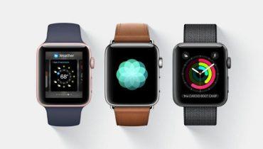 Nyt Apple Watch Series 3 på vej med indbygget 4G