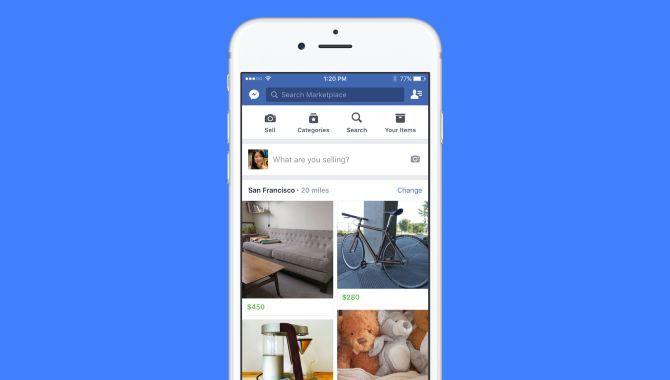 Facebook lancerer funktionen Marketplace i Danmark
