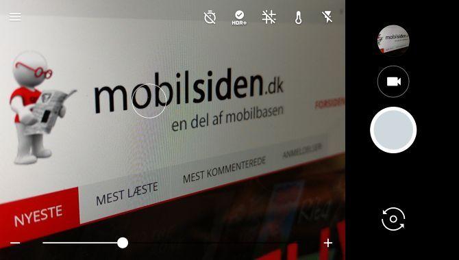 Googles kameraapp med HDR+ porteret til andre smartphones