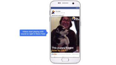 Sådan slår du lyden i videoer fra på Facebook [TIP]