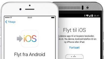 Flyt apps, kontakter, beskeder og billeder til iPhone [TIP]