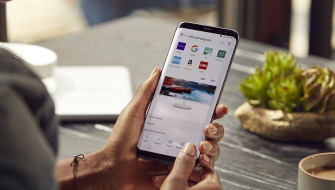 Nu kan du få Samsungs browser til alle Android-enheder