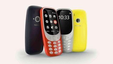 Nokia 3310 kommer snart i en forbedret 3G-udgave