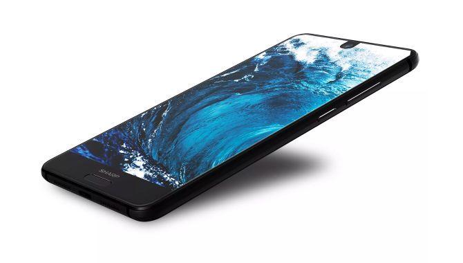 Sharp lancerer den næsten kantløse smartphone Aquos S2