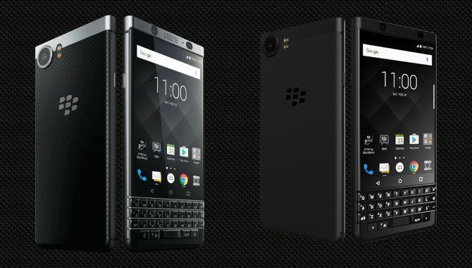 BlackBerry teaser for nyhed ved IFA 2017