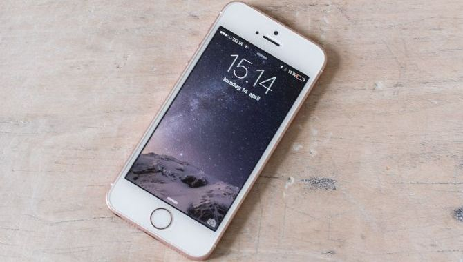Rygte: Opdateret iPhone SE kommer i starten af 2018
