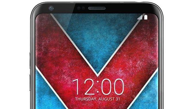 Første pressefoto af LG V30 lækket