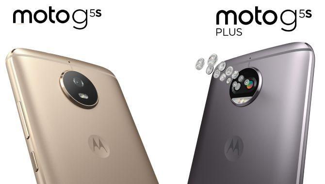 Motorola lancerer Moto G5S og G5S Plus – nu med dualkamera