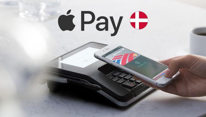 Apple bekræfter: Apple Pay kommer til Danmark