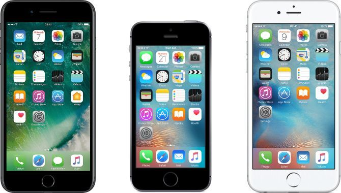 Top 10 mobiler i juli