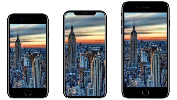 Apple-kildekode bekræfter den nye formfaktor i iPhone 8
