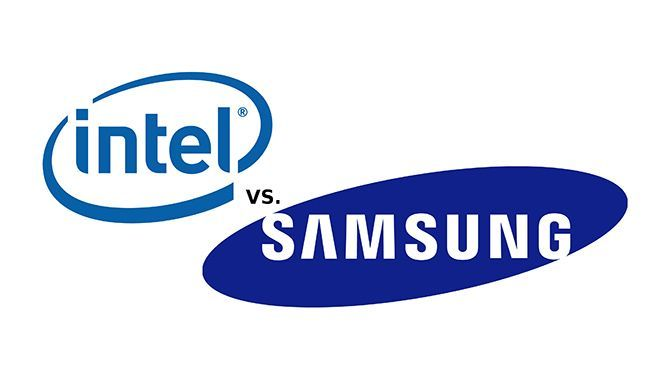 Samsung puffer Intel ned fra chip-tronen