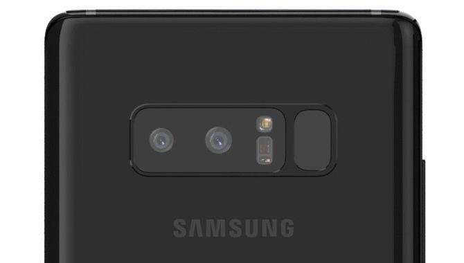 Nye billeder viser Samsung Galaxy Note 8 frem fra alle vinkler