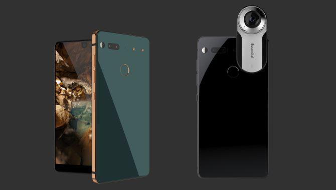Android-skaberens Essential-smartphone kommer til Europa