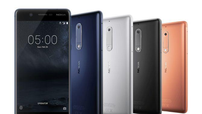 Overblik: Nokias nye smartphones, Pixel 2 læk, Samsung nyt