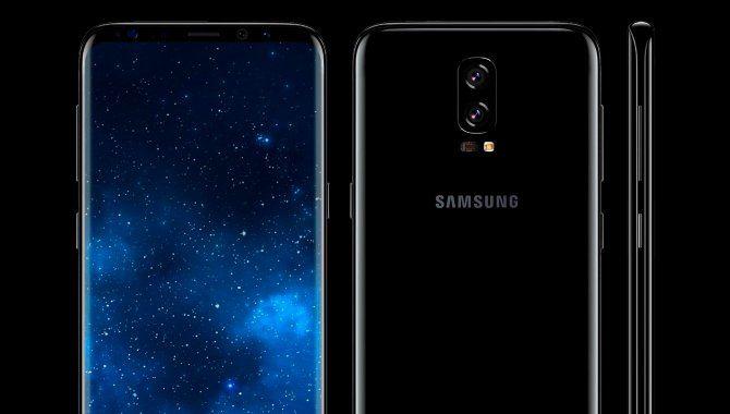 Samsung lækker Galaxy Note 8 ved et 'uheld'