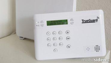 TrueGuard – alarmen som giver dig det intelligente hjem [TEST]
