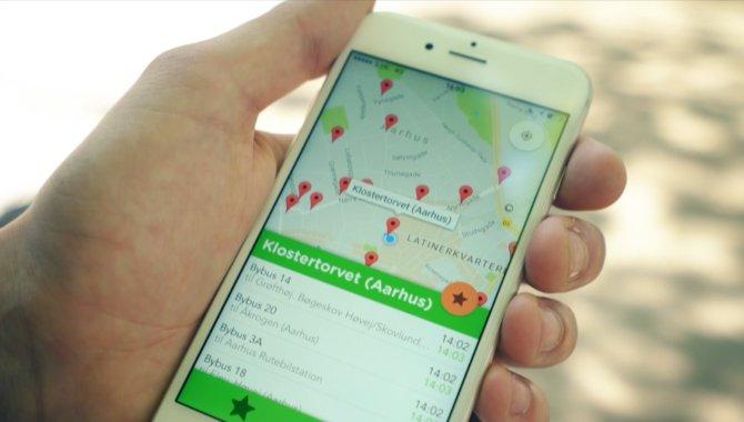 Ny dansk app, Busven, viser om din bus er forsinket