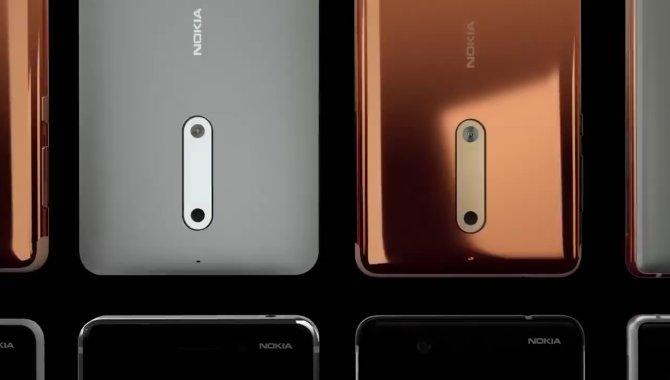 Nokia på vej med fire nye smartphones