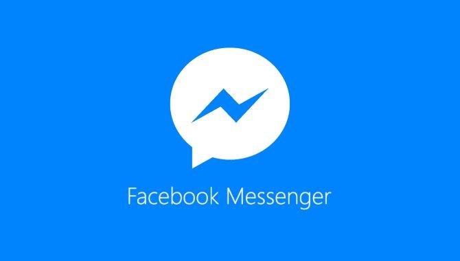 Nu kommer der reklamer i Messenger-app'en