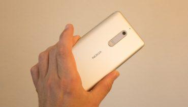 Nokia 5 – Stærk og lækker til prisen [TEST]