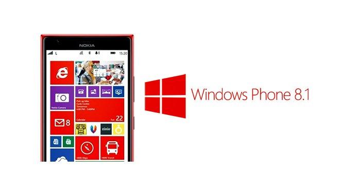 Nu opdaterer Microsoft ikke længere Windows Phone 8.1