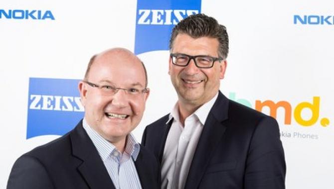 Nokia og ZEISS-optik genoptager samarbejdet