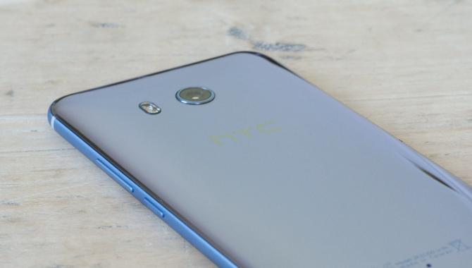 HTC U11 får en lillebror: 'Ocean Life'