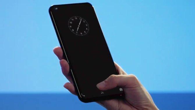 Fingeraftrykslæsere i skærmen har problemer med hastigheden