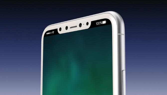 Designer viser, hvordan iPhone 8 kan komme til at se ud