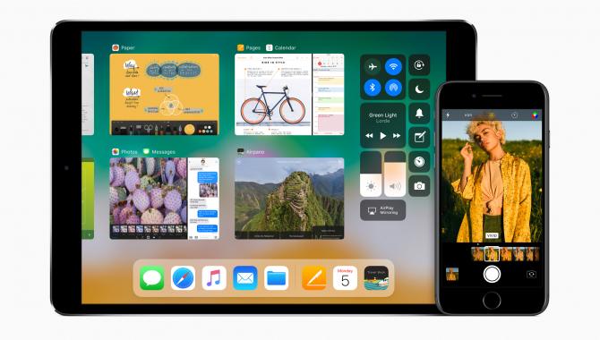Apple udgiver første offentlige iOS 11-beta