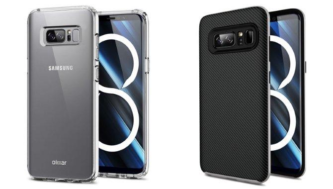 Stor webshop afslører billeder af Samsung Galaxy Note 8