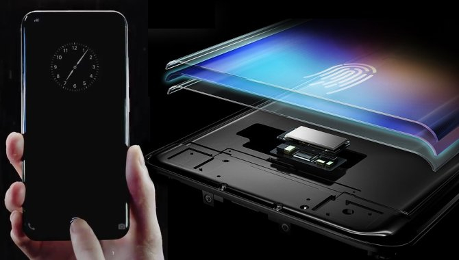 Qualcomm lancerer fingeraftrykslæser, der virker under skærmen