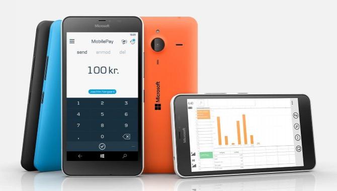 Snart slut med MobilePay og WeShare til Windows-smartphones
